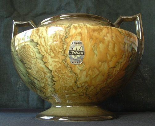 Titian Studio Pottery New Zealand