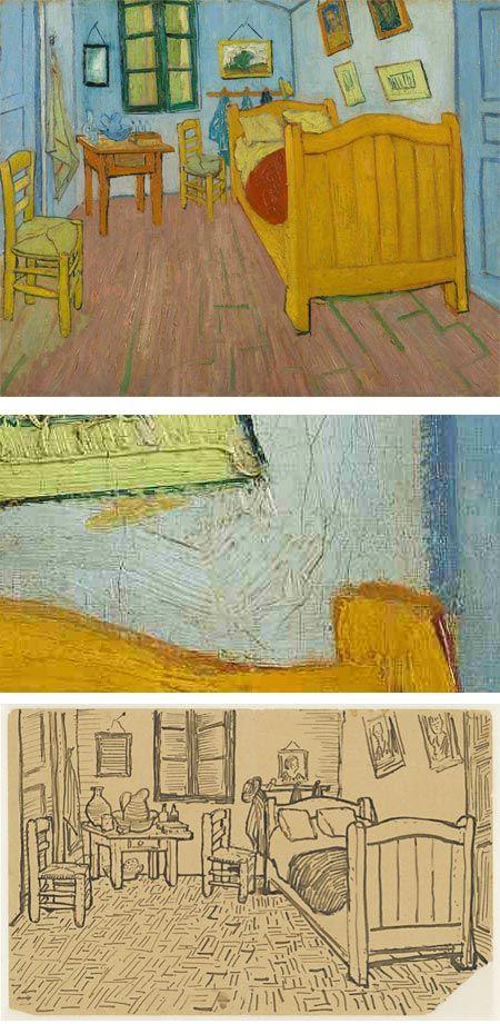 best 25+ bedroom in arles ideas on pinterest | perspective in art