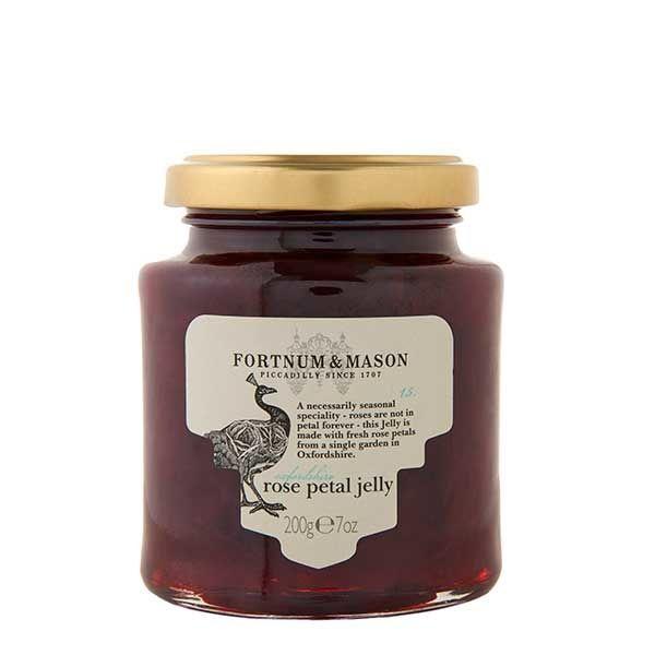 Rose Petal Jelly, 200g Jar