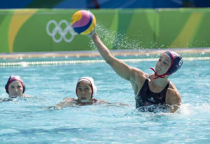 USA Women Open Play At 2016 Olympic Games With 11-4 Win Over Spain (1200×823)
