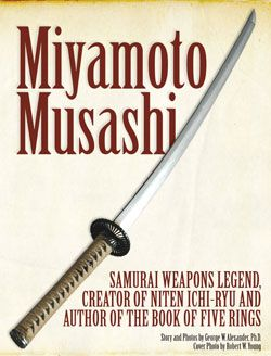 Did the iconic Miyamoto Musashi, author of Go Rin No Sho (The Book of Five Rings), really start out as a villain? Find out in this FREE E-BOOK --- Miyamoto Musashi: Samurai Weapons Legend, Creator of Niten Ichi-Ryu and Author of The Book of Five Rings. #blackbeltmagazine #martialarts #bookoffiverings #miyamotomusashi #musashi #samurai #samuraiswords #swords #samuraiweapons #freestuff