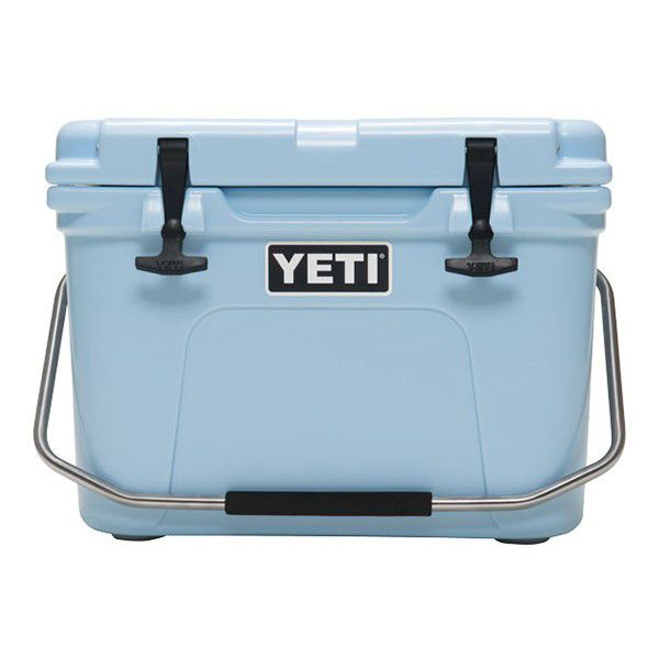 Roadie 20qt in Ice Blue by YETI