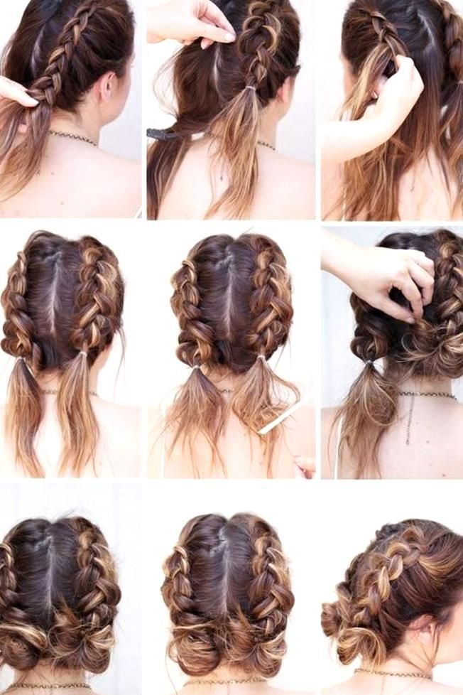 Pin By Vanessa Zobeli On Quality Pins In 2020 Dutch Braid Hairstyles Easy Hairstyles Hair Styles