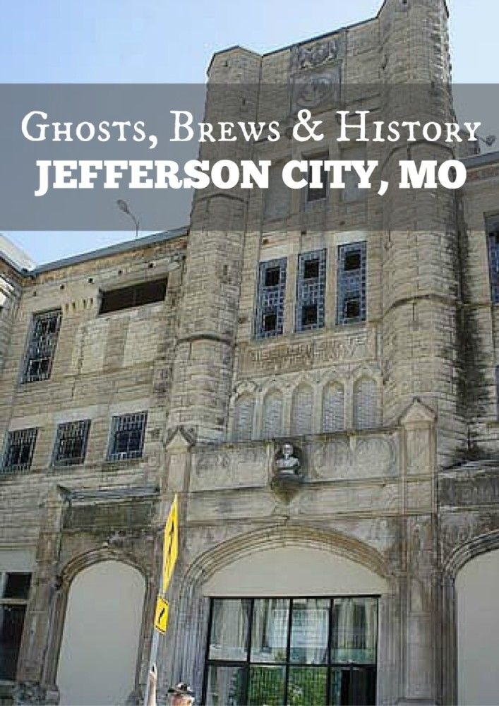 Missouri's capital, Jefferson City, has so much to see and do including ghosts, brews, history and family-friendly fun! Read all about it here.