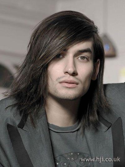 men with long hair | Long Hair Styles in Mens 7
