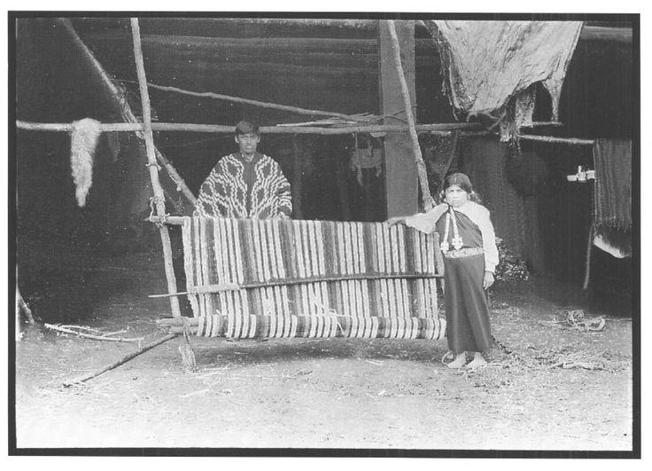Witral y poncho de guarda atada