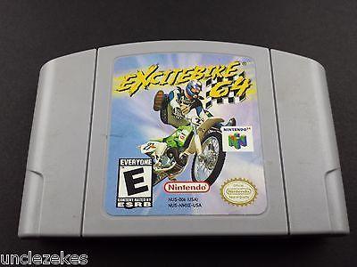 Excitebike 64 Nintendo 64 2000