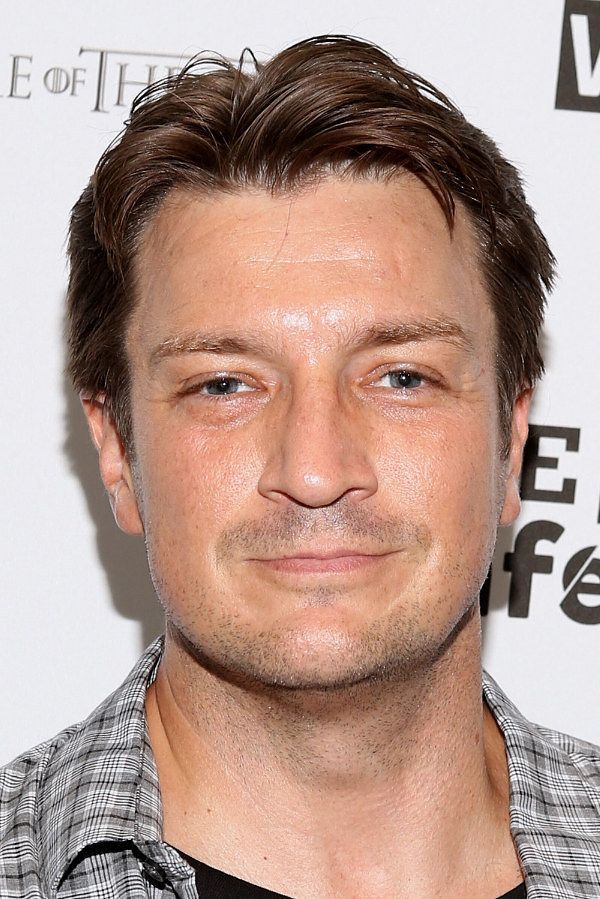 "Nathan Fillion (Malcolm ""Mal"" Reynolds) 