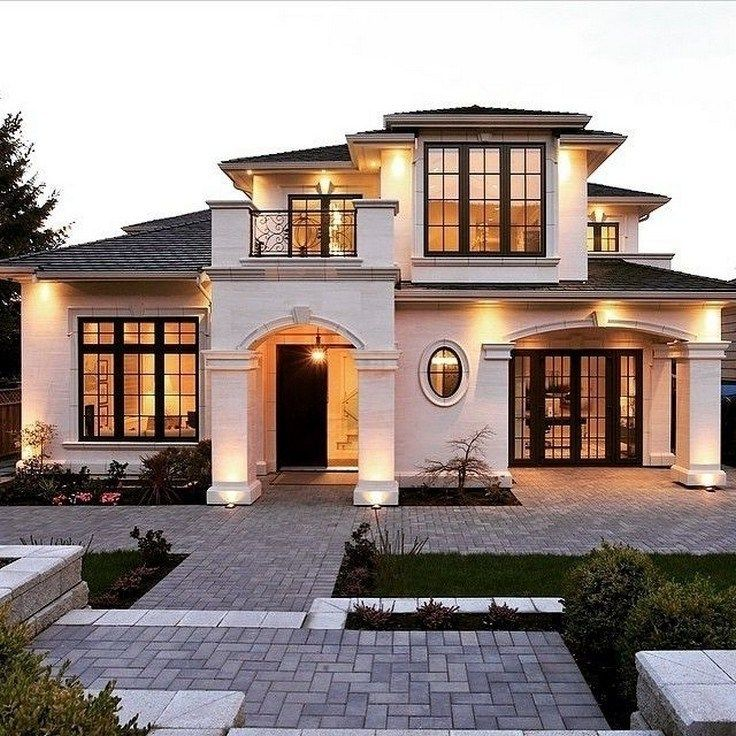 22 Awesome House Exterior Design You Can Check 01 Maanitech Com Dreamhouse Dreamhouseexterior House Designs Exterior Luxury Exterior Luxury Homes Exterior