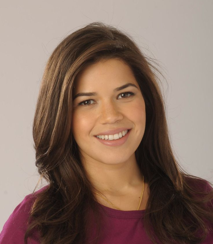 Actress America Ferrera AKA....UGLY BETTY! although...shes not ugly at all really...lol that means shes an excellent actress!