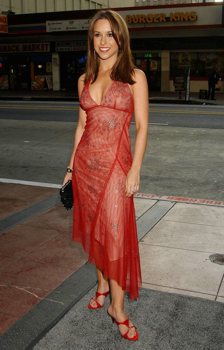 7 Best Lacey Images On Pinterest Lacey Chabert Hair Cut