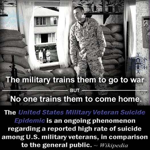 Quotes About Veterans: 2015 (Expanded Consciousness