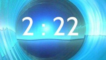 Les séries de chiffre, numérologie