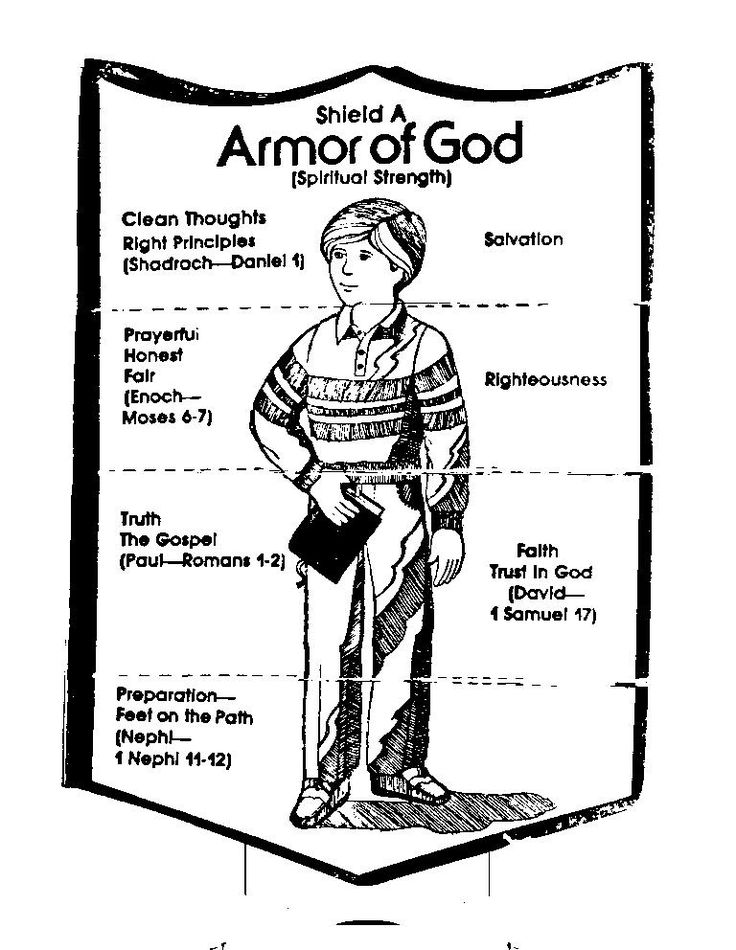 Armor of God game for youth | Church | Armor of god, Armor ...
