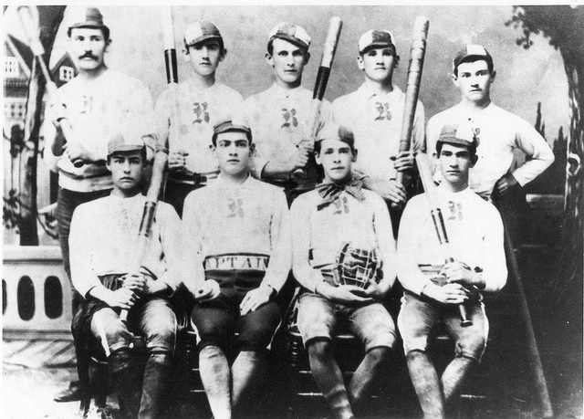 Johnson City (TN) Reds, 1886. The Reds were the first