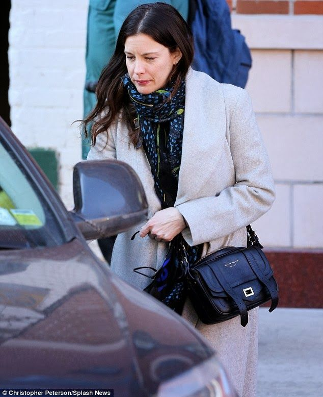 Liv Tyler: Liv Tyler Takes Son Milo for a fun out with his fa...