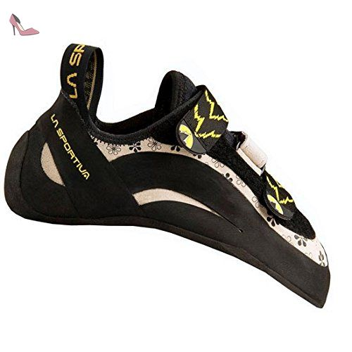 La Sportiva Miura - Chaussures d'escalade Femme - beige/noir Modèle 39 2016 chaussures de grimpe  grande S Port 0o2jvZ