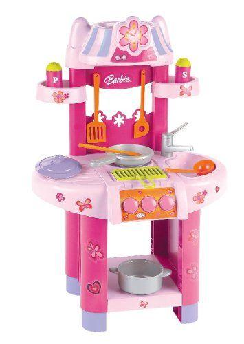 Cuisinière barbie
