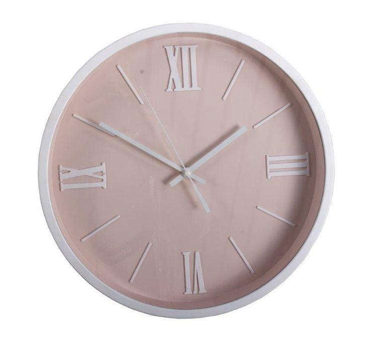 Zegar pink