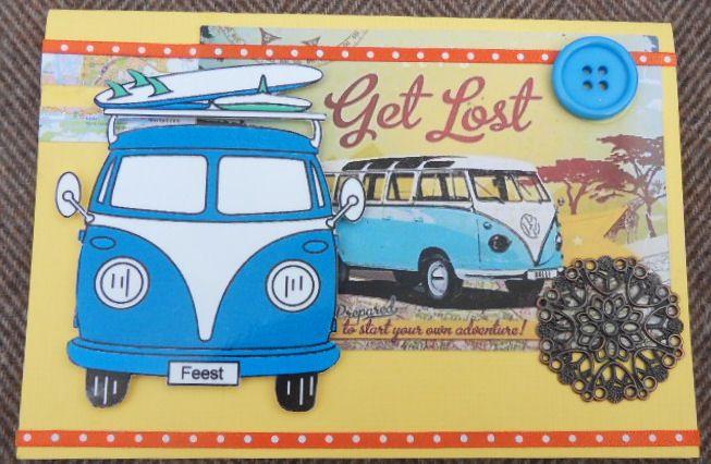 VW card