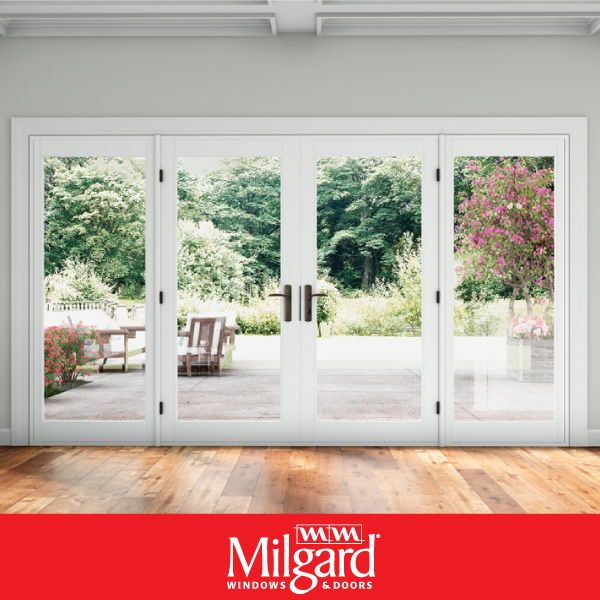 Can You Replace A Sliding Glass Door With French Doors In This