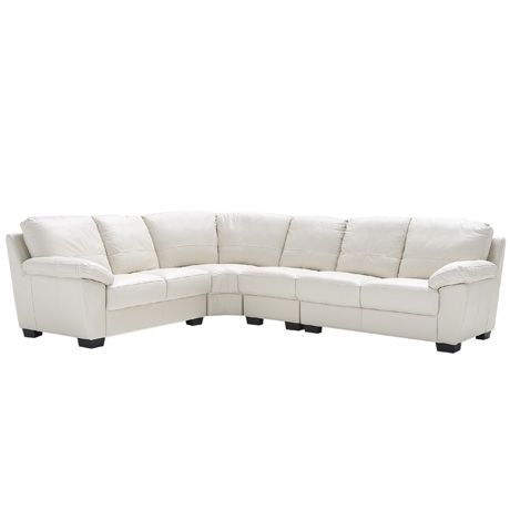 Our couch but in Charcoal   Lucas Modular 2 Seat Left Hand, Corner, Armless & 2 Seat Right Hand Lawson Bisque