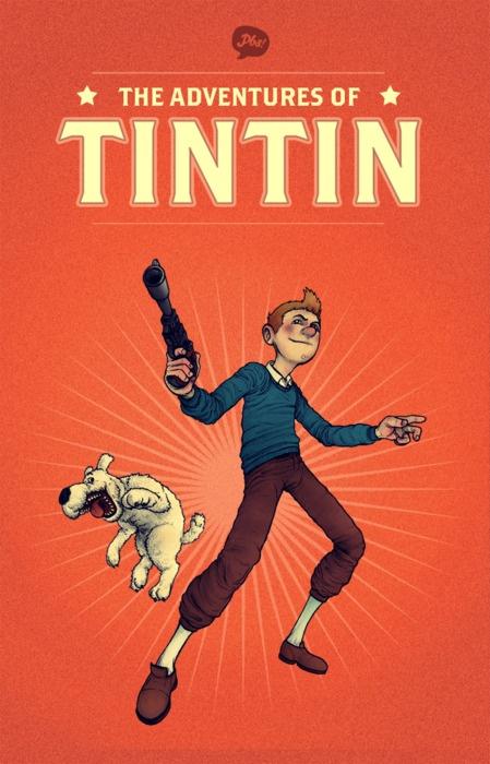 Tintin fanart.