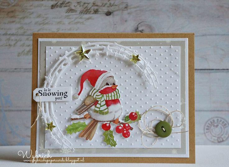 voorbeeldkaarten marianne design kerst - Google zoeken
