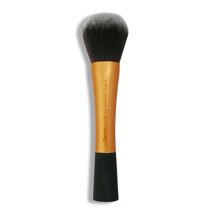 Pensula Machiaj realTechniques Powder Brush doar pe http://www.makeup-shop.ro