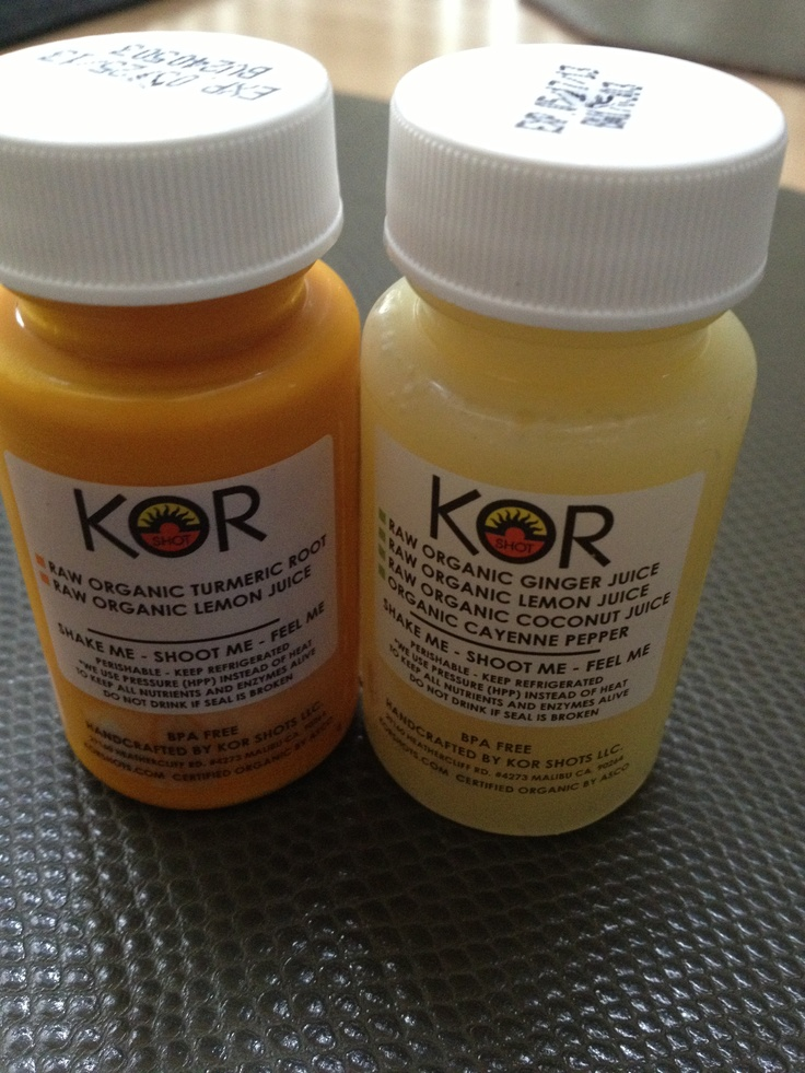 Ginger Shot Slow Juicer : Kor Organic Wellness Turmeric and Ginger Shots are now #AshleyKoffApproved! add on potentials ...