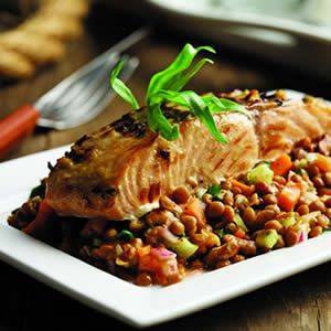 Go Fish with Recipes from Carla Hall of Top Chef