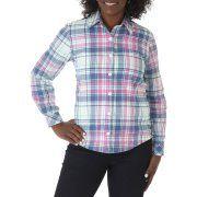 ladies flannel shirts - Walmart.com
