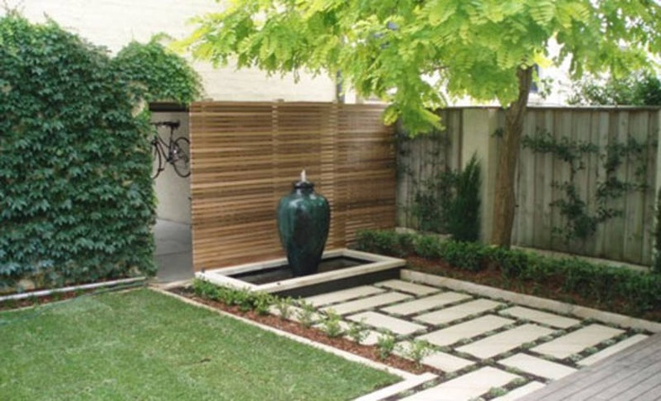 Yards apart landscaping limestone walls landscaping for Back garden designs australia
