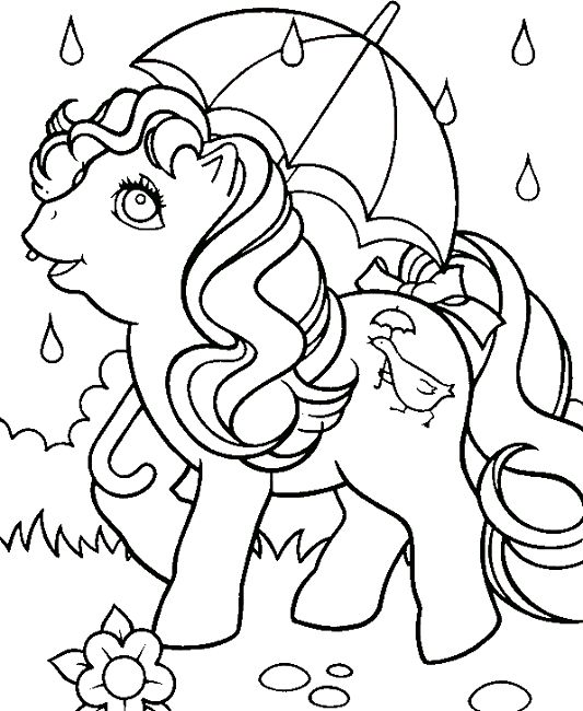 free spring rain coloring pages Weather Pinterest