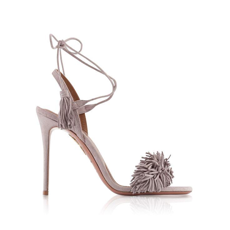 La Mania x Aquazzura, Wild Thing high heels #LaMania #Aquazzura