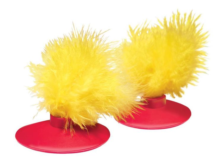 KONG GLIDE 'N SEEK TOY REPLACEMENT - If your cat has worn out his or her Glide 'N Seek feather toys, replacements are available right here!