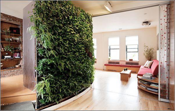 Living wall installation tutorial.