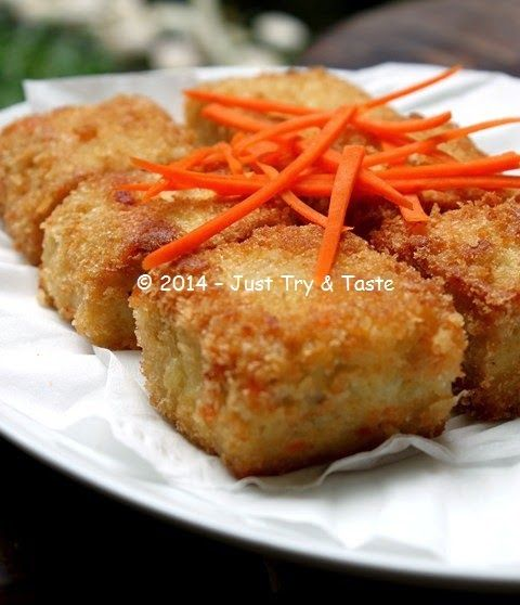 Nugget Ayam dengan Wortel: It's Homemade! | Just Try & Taste