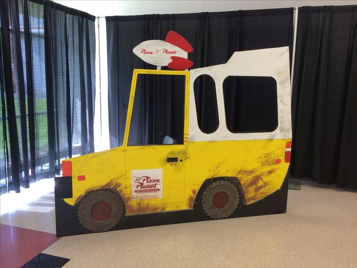 Toy Story, Pizza Planet truck                                                                                                                                                                                 More