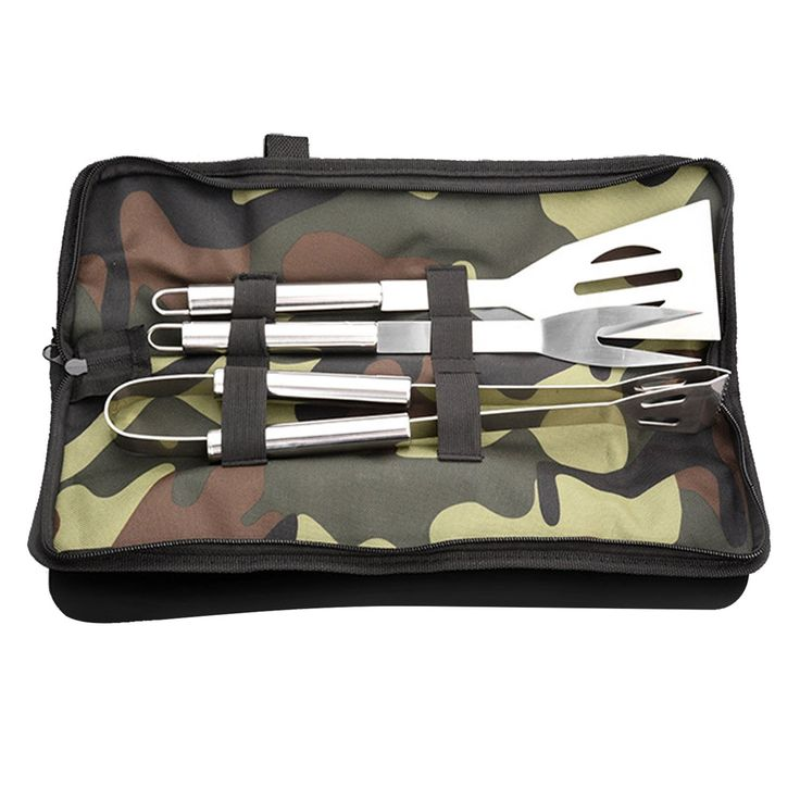 Portable Outdoor Stainless Steel Barbecue Set – Decoacces.food and drink#Barbecue and grill#Grill suppliers# Barbecue products#Barbecue accessories#Outdoor dining accessories# Outdoor products#Cutlery#Silver Spoons#Outdoor spoon#Cooker pressures#cookware storage#cookware set#stainless steel cookware#cast iron cookware#cookware packaging#cookwareorganizer#induction cookware#cookwareaccessories#Barbecue Accessories#Kitchen suppliers#kitchen accessories#Chef accessories#Non stick stainless.