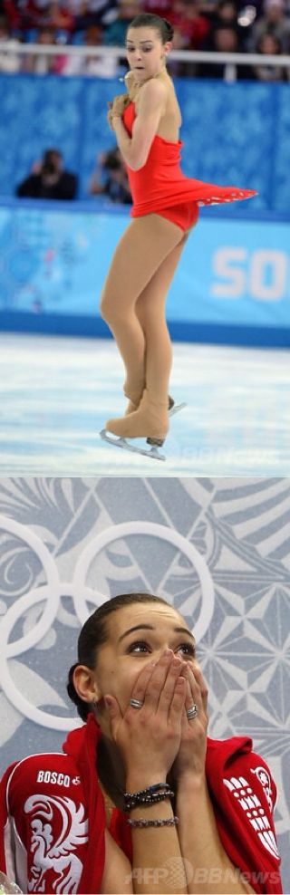 Adelina Sotnikova russian wins gold