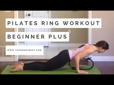 Pilates Ring Workout: Advanced Basics - YouTube                              …
