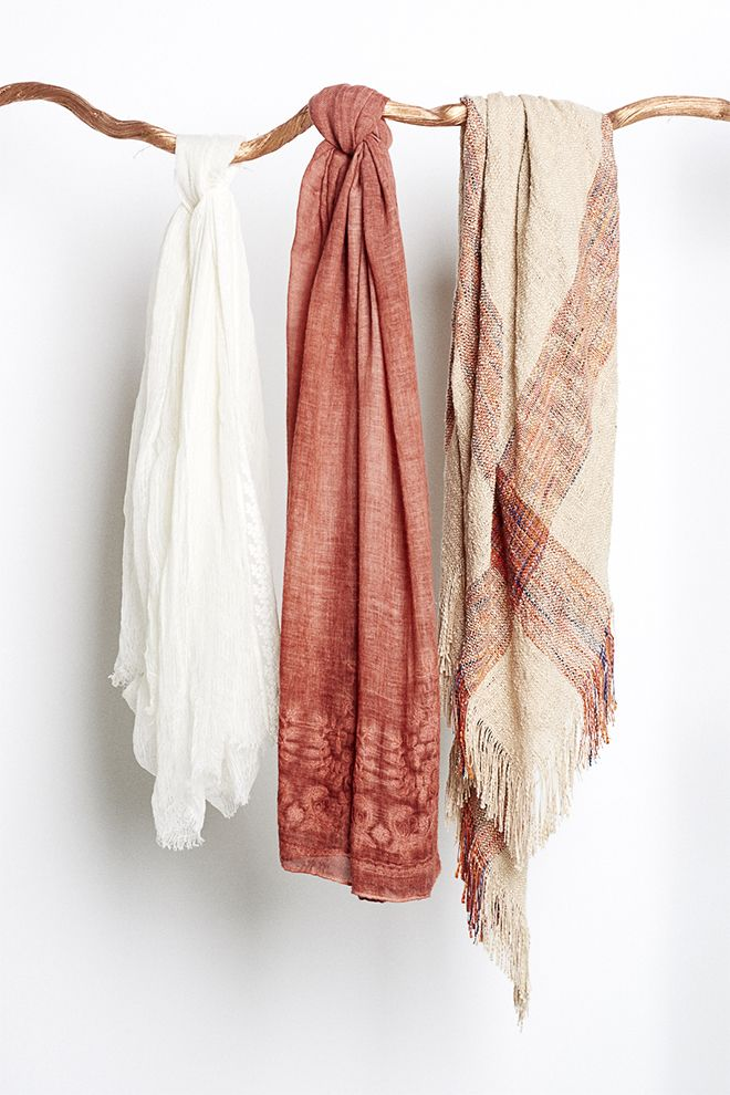 Morning Glow   Fall collection   Scarf   Photograpy