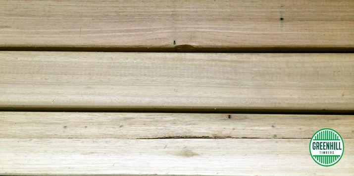 Silvertop Ash Decking Sample.   (03) 9465 9875 www.greenhilltimbers.com.au info@greenhilltimbers.com.au.