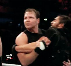 I JUST WANT DEAN TO HOLD ME... FORGET ROLLINS<3 DEAN AMBROSE GIRL FOREVER