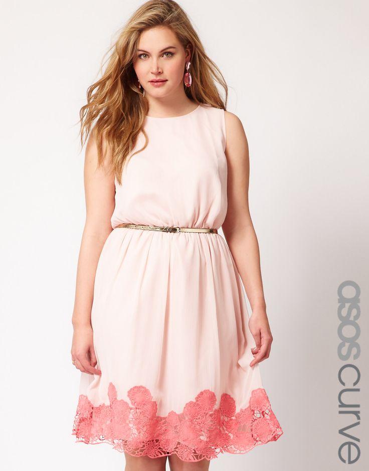 vestido rosa claro verano