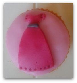 Prinsessencupcake