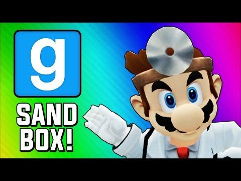 Gmod Sandbox Funny Moments - Dr. Mario, Physical, Worst Hospital (Garry's Mod Skits) - http://positivelifemagazine.com/gmod-sandbox-funny-moments-dr-mario-physical-worst-hospital-garrys-mod-skits/