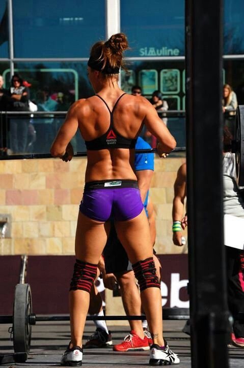 THIS is why we lift!  Fit girls who hot bodies that are motivation #crossfit #girlswholife