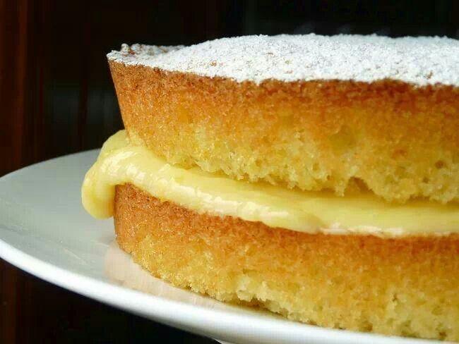 Birthday Sponge Cake Recipe Cm